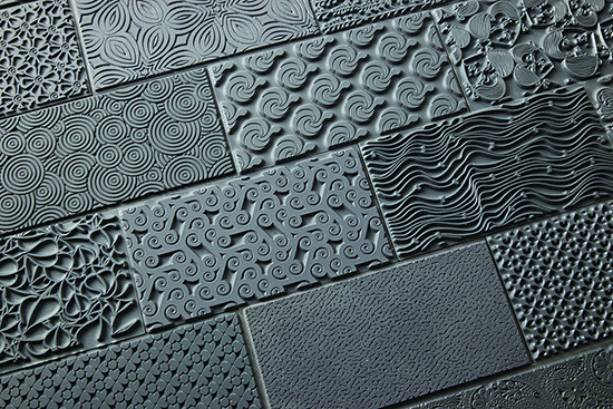 Cool Tools Texture Tiles