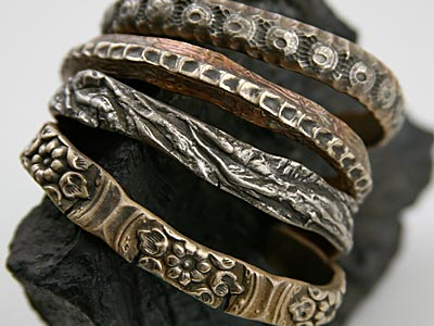 Jewelry Making Textured Sheet Metal Chain Wire