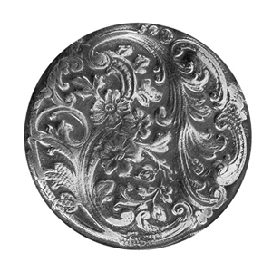 Antique Mold - Engraved Roses