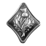 Antique Mold - Thistle Flower
