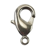 Brass Lobster Clasp - 11.8mm
