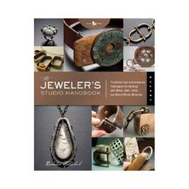 The Jeweler's Studio Handbook by Brandon Holschuh
