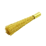 Scratch Brush Refill - Brass
