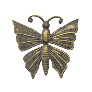 Brass Stamping - Butterfly Element Pkg - 2
