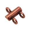 Copper Plate Connector - 2-Strand