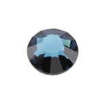 Crystal Montana: Round Flat Back 6.6mm