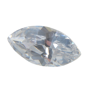 CZ: Marquise 5x10mm White