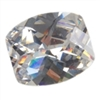 CZ: White Diamond - Barrel Checkerboard 12mm x 14mm