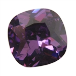 CZ: Amethyst - Cushion 10mm
