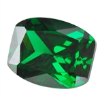 CZ: Columbian Emerald - Barrel 4mm x 6mm
