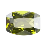 CZ: Olivine - Barrel 5mm x 7mm Pkg - 4
