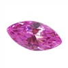 CZ: Pink Sapphire - Marquise 2mm x 4mm Pkg - 10