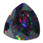 CZ: Alexandrite - Trillion 4mm
