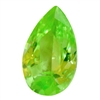 CZ: Green Apple - Pear 5mm x 8mm Pkg - 4
