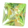 CZ: Green Apple - Square 8mm Pkg - 1