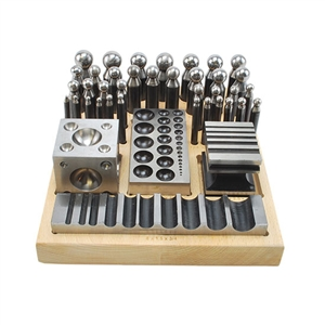 Dapping Set Deluxe - 40 Pieces