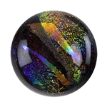 Dichroic Gems - Red Large - 16mm to 20mm Pkg - 3