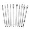 "Bits - Diamond 10 Piece Set - 3/32"" Shank"