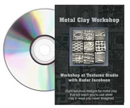 DVD: Workshop at Textures Studio with Hadar Jacobson