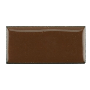 Medium Enamel Opaque Woodrow Brown
