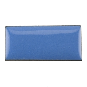 Medium Enamel Opaque Daphne Blue