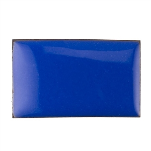 Medium Enamel Opaque Yacht Blue