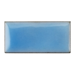 Medium Enamel Transparent Cascade Blue