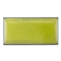 Medium Enamel Transparent Lime Yellow