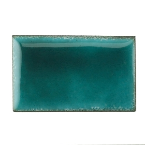 Medium Enamel Transparent Turquoise