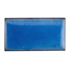 Medium Enamel Transparent Water Blue