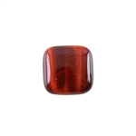 Natural Tiger Eye Red Gemstone - Cabochon Square 16mm
