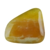 Natural Honey Opal Gemstone - Freeform Cabochon 24mm x 27mm Pkg - 1