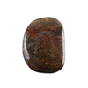 Natural Bronzite Gemstone - Cabochon Freeform 36x47mm - Pak of 1
