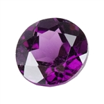 Natural Rhodolite Garnet 6mm Round - Pak of 1