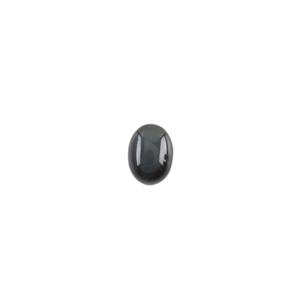Natural Obsidian Rainbow Gemstone - Cabochon Oval 6x8mm - Pak of 1