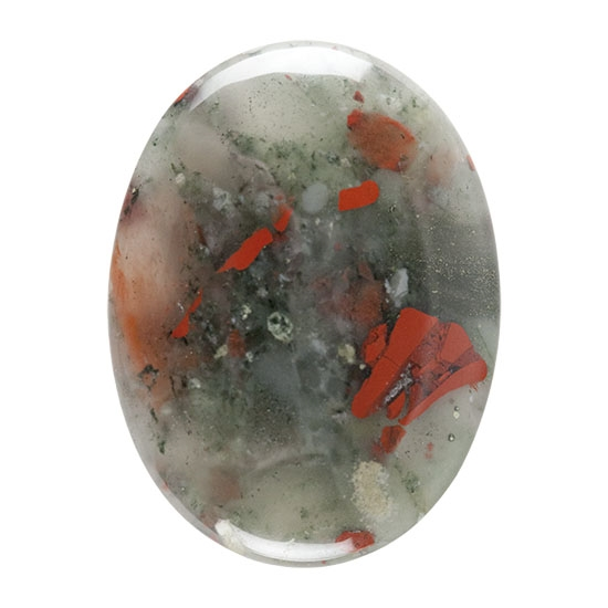 bloodstone a gemstone cabochon oval cool tools