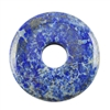 Natural Lapis Lazuli Gemstone - Round Pendant 38mm Pkg -1