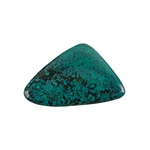 Stabilized Turquoise Gemstone - Cabochon Freeform 34x54mm - Pak of 1