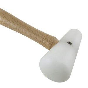 Domed Nylon Hammer