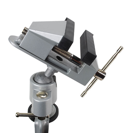 Economy tabletop swivel vise cool tools for 126 incorrect key file for table