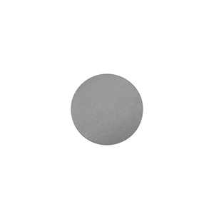"Sterling Silver Shape - Circle - 1"" Pkg - 1"