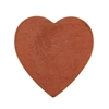 Copper Shape - Heart - 17.5 x 18mm