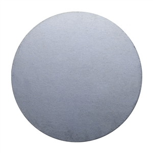 Nickel Shape - Circle - 2""