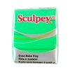 Sculpey III Polymer Clay - Lime 2 oz block