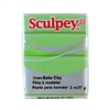 Sculpey III Polymer Clay - Moss 2 oz block