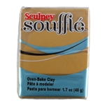 Sculpey Souffle Polymer Clay - Latte 2 oz block