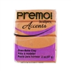 Premo Accent Sculpey Polymer Clay - Copper 2 oz block
