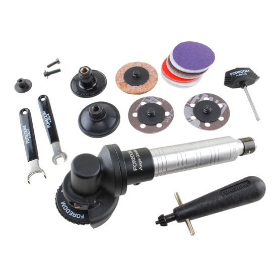 Foredom 174 Angle Grinder Attachment Kit With 30 Handpiece