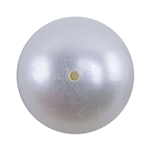 Natural Freshwater White Pearls - Drilled Round 10-11mm
