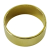 Brass Ring Core - Size 9.5